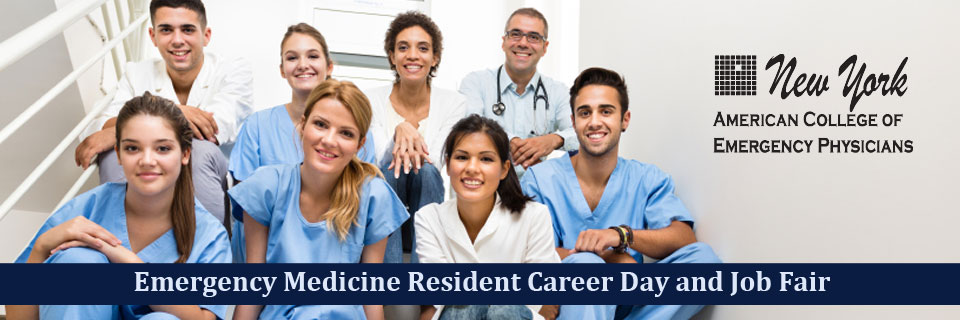 Emergency medicine resident job fiar